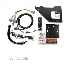 Automatische Hydrauliklenkung für CAT Challenger / MF vorgerüstet