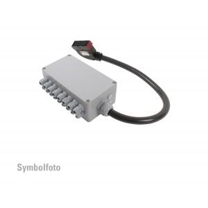 Universalverteiler für ECU-MIDI 3.0, 2 m Kabel
