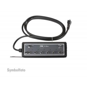 S-Box 10 Teilbreiten mit 9-poligem Sub-D-Stecker
