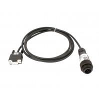 Adapterkabel für ME-Terminal (Tasten-Terminal ab HW3.0.0 und TOUCH-Terminal) an Signalsteckdose nach DIN 9684.1 / ISO 11786 zur Nutzung der Traktor-ECU