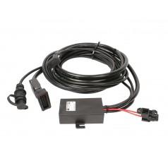 Grundausrüstung für SMART430® an ME Jobrechner, Anschlusskabel 6 m, M12-Stecker