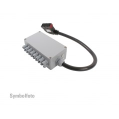 Universal junction box for ECU-MIDI 3.0 , 0.6 m cable